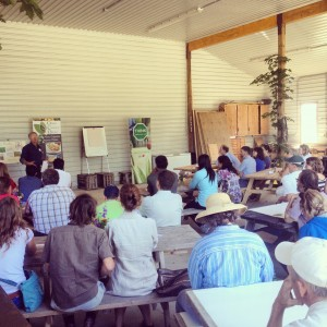 OCO Farm Tour: Learning about organic farming one farm at a time