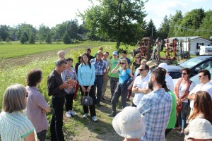 Wolfgang Pfenning describes how they successfully farm over 600 acres of vegetables