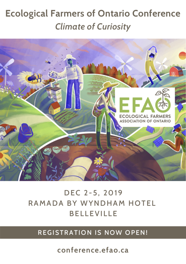 Ecological Farmers of Ontario Conference 2019