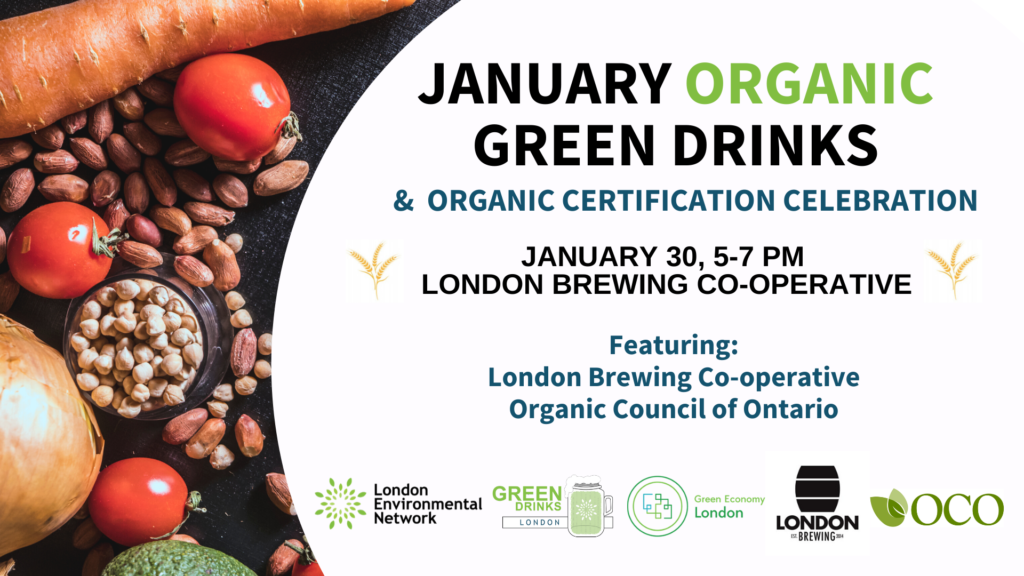 January Organic Green Drinks