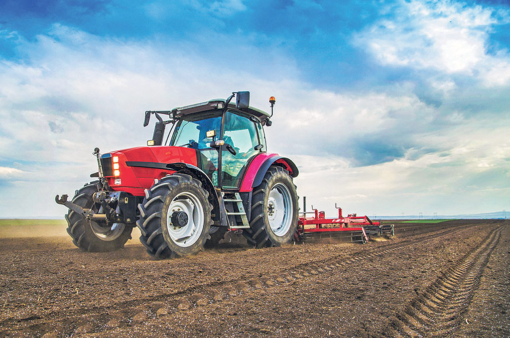 The Spring Routine for Organic Field Crops