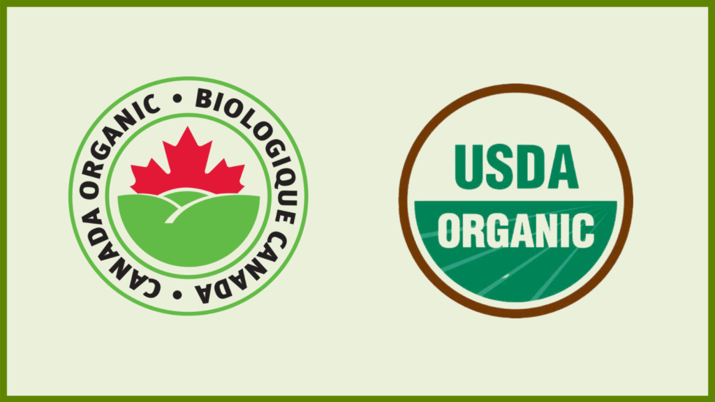 Potential Changes to the US – Canada Organic Equivalency